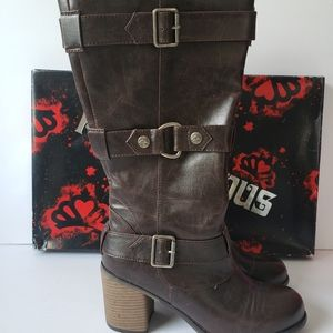 Fergalicious Womens Boots